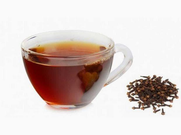 Карамфил чай