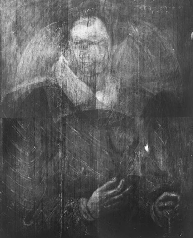 картина на Мария Стюърт