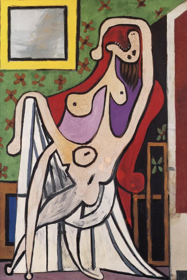 картина на Пикасо