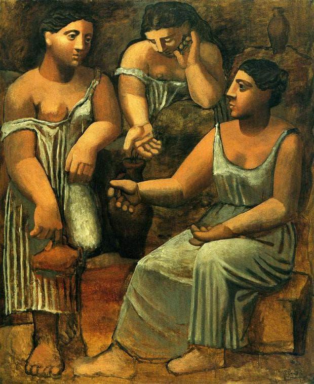 Три жени през пролетта