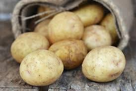 картоф при охлузване
