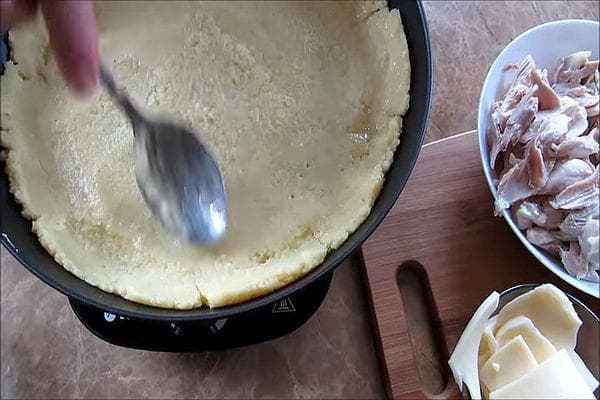 картофено тесто