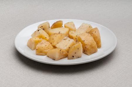 картофи и пипер