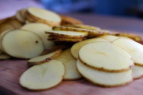 резени картофи