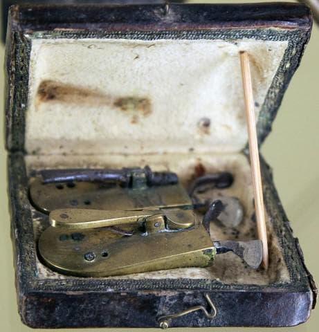 Инструменти за кръвопускане