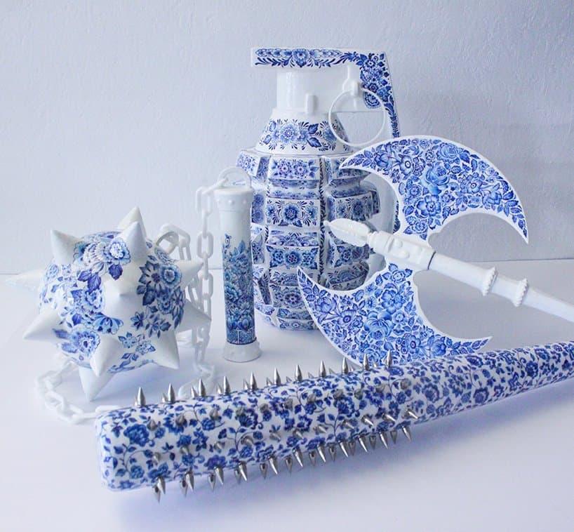 керамични оръжия