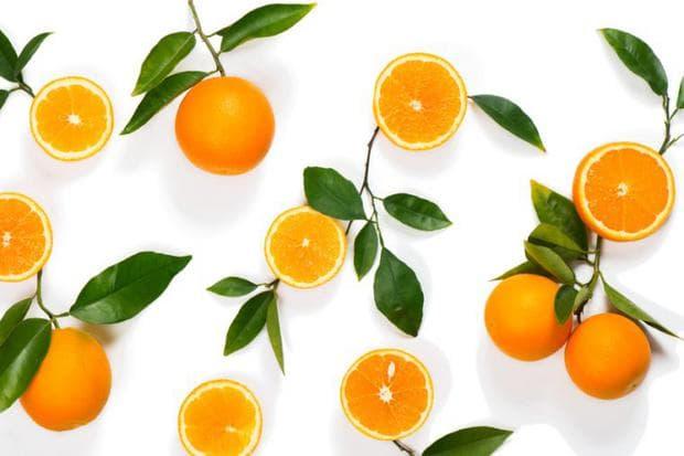 кисели портокали декорация