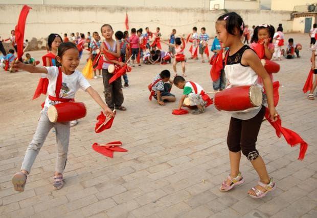 Китайски деца