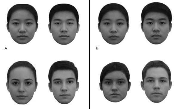 изражение, лице, класова принадлежност