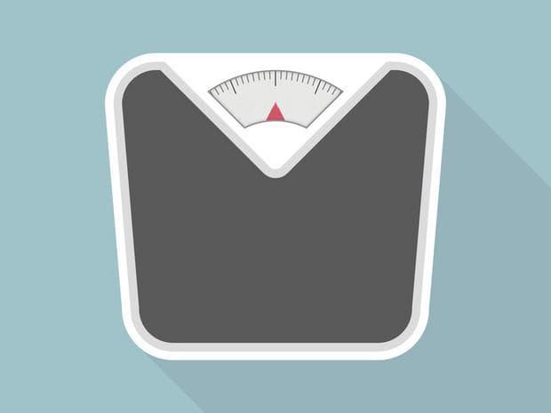 Кантар за телесно тегло