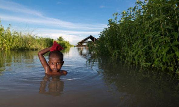 Област Лалмонирхат в Бангладеш