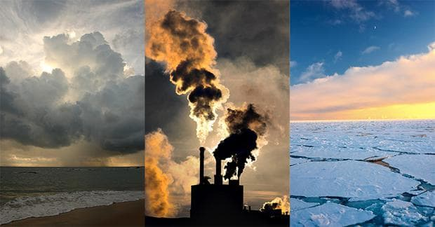 Затопляне на климата