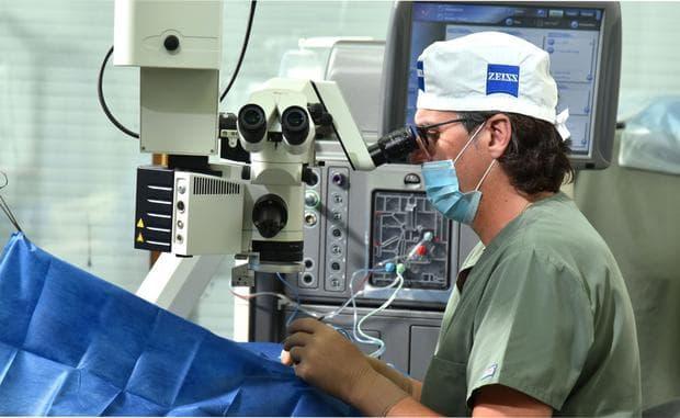 Очна клиника