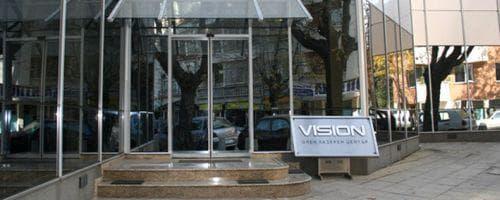 Очен лазерен център Вижън - София