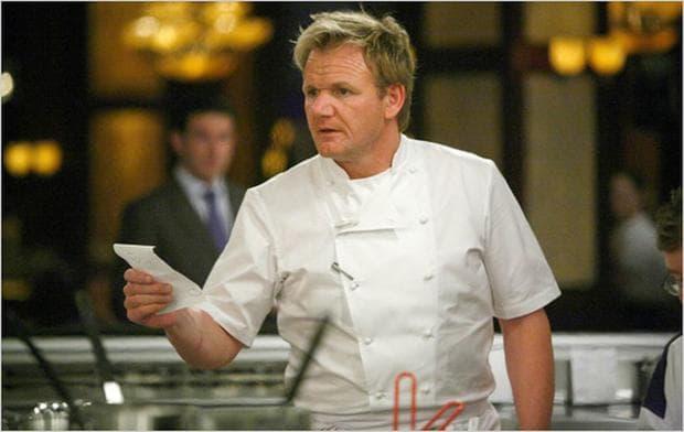 главен готвач