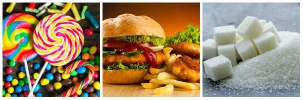 Кои храни са киселинни?