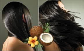 Кокосово масло за здрава коса