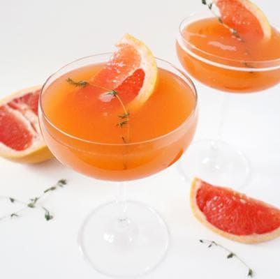 коктейл с текила и грейпфрут