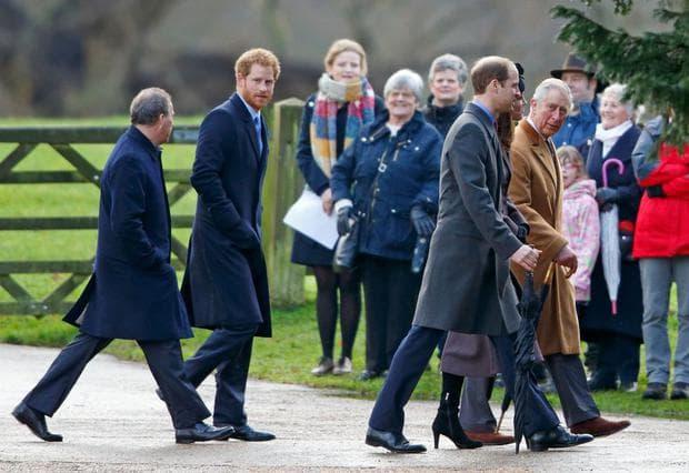 членове на кралското семейство