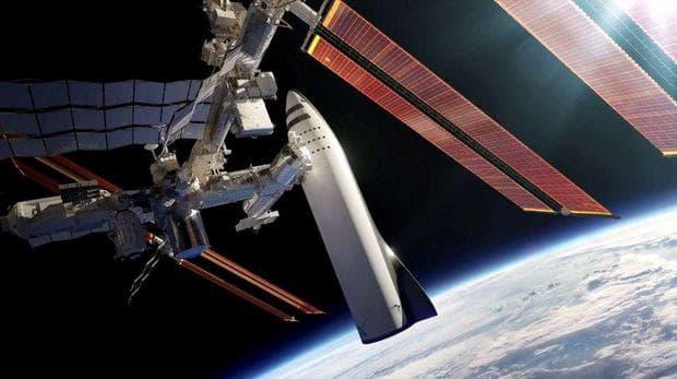 BFR и МКС