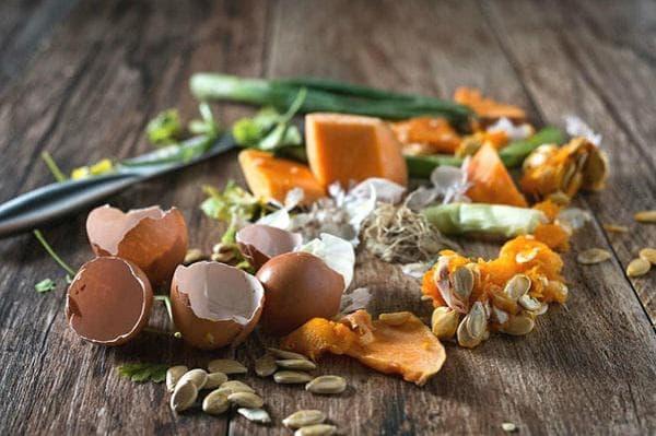 Отпадъци за компост