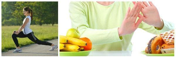 Контрол на холестерола - лайфсатйл лечение (промяна в диетата, физическата активност, вредните навици)