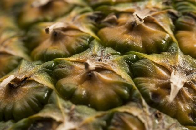 Кора на ананас