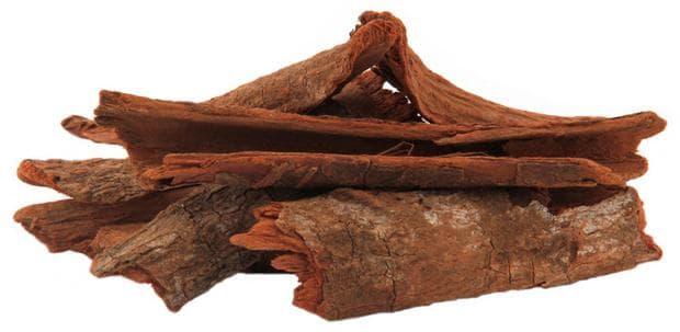 кора на хининово дърво