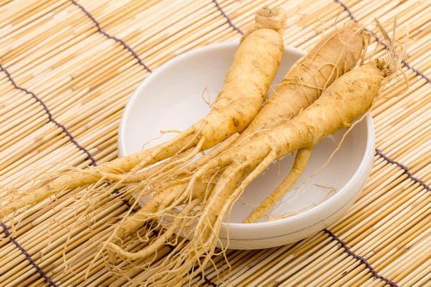 корени на азиатски женшен
