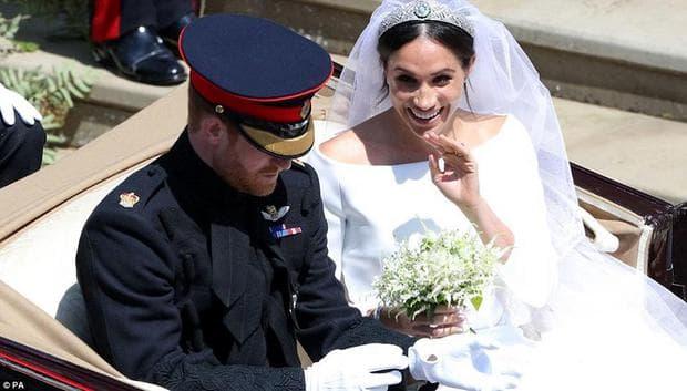 кралската двойка