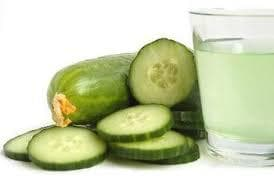 сок от краставици