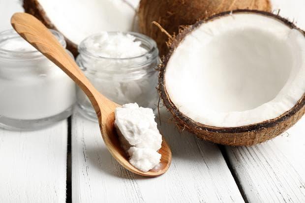 домашен крем с кокосово масло