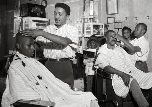 бръснарница в САЩ