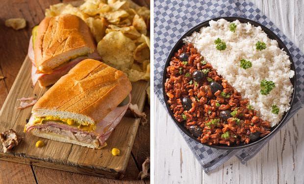 храна от Куба