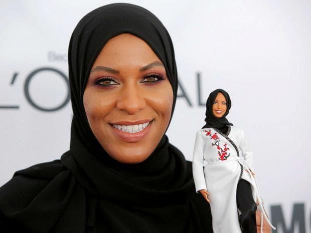кукла с хиджаб