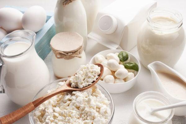 лактоза, млечни продукти