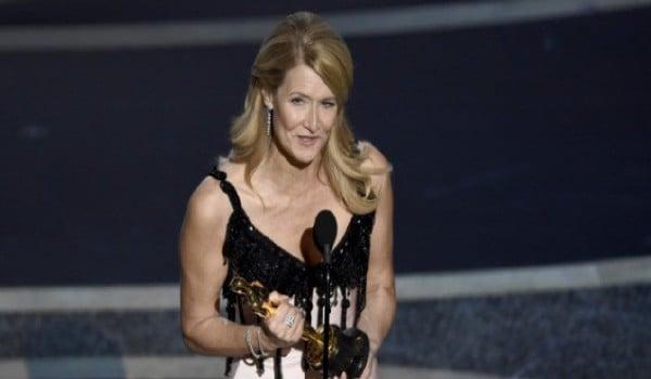 Лора Дърн грабна Оскар за най-добра актриса