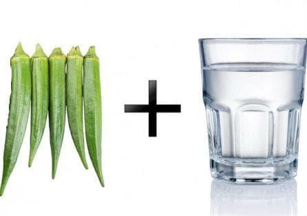 Лечебна вода от бамя