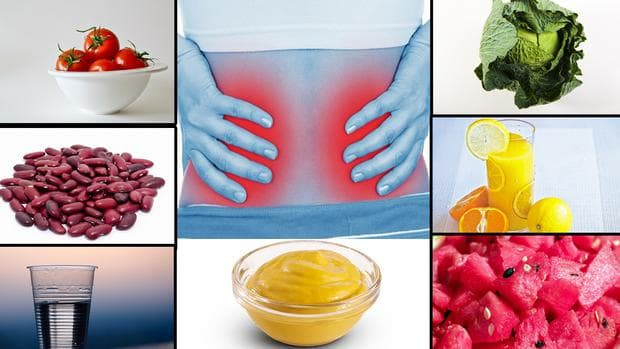 Естествени средства срещу бъбречна болка