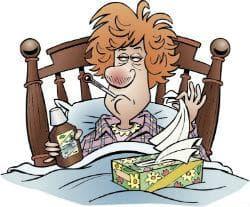 Лечение на грип с противогрипни средства