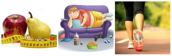 Лечение на метаболитен синдром: диета, спорт, контрол над вредните навици