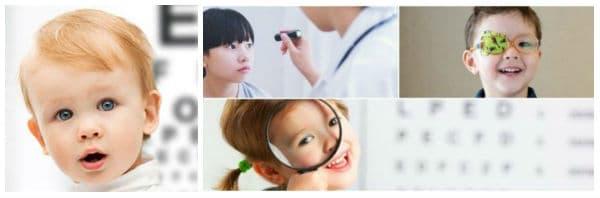 Лечение на мързеливо око: корекция на зрителните увреждания с очила