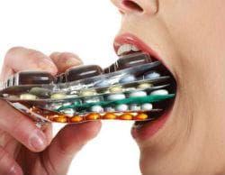 Лечение при цистит с обезболяващи, спазмолитици и противовъзпалителни средства