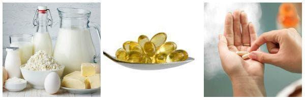 Лечение при хипопаратиреоидизъм, неуточнен - витамин D, калциеви добавки, диета