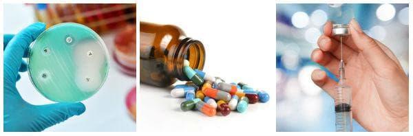 Лечение при пиелонефрит с лекарства: избор на антибиотик