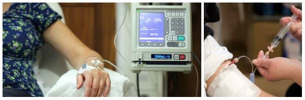 Лечение при тумор на Бъркит: химиотерапия