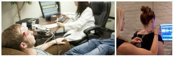 Лечение с биофийдбек терапия