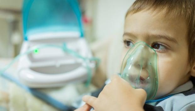 Инхалаторно лечение на астма