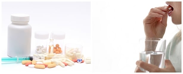 Медикаментозно лечение при сотеофити (шипове): ибупрофен, напроксен, кортикостероиди