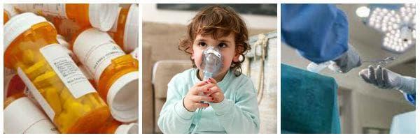Лекарства и методи за лечение при кистозна фиброза с белодробни прояви